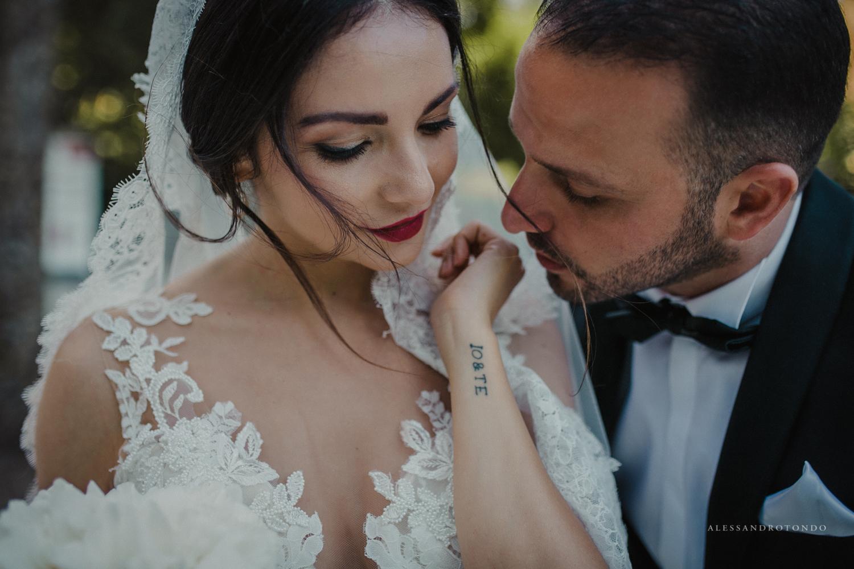 Dettagli di matrimonio Fotografia spontanea Alessandro Tondo